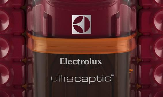 Electrolux UltraCaptic — пылесос, прессующий пыль