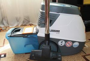 Karcher DS 5600 Mediclean — верный товарищ в борьбе за идеальную чистоту