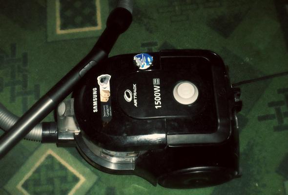 Отзыв о пылесосе Samsung SC432A от Юлии.