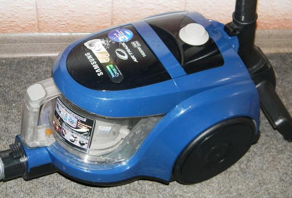 Отзыв Яны о пылесосе Samsung SC4520.