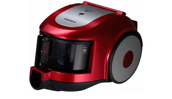 Samsung SC6573 — красный, работает от сети
