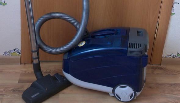Thomas TWIN T1 Aquafilter — наш немецкий Мойдодыр или как легко содержать дом в чистоте