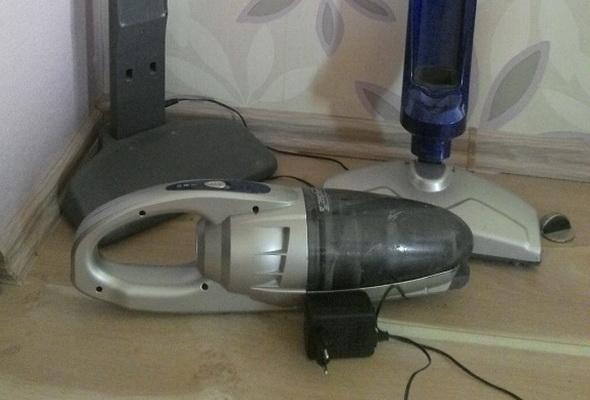 Отзыв о пылесосе Zepter TurboHandy 2в1