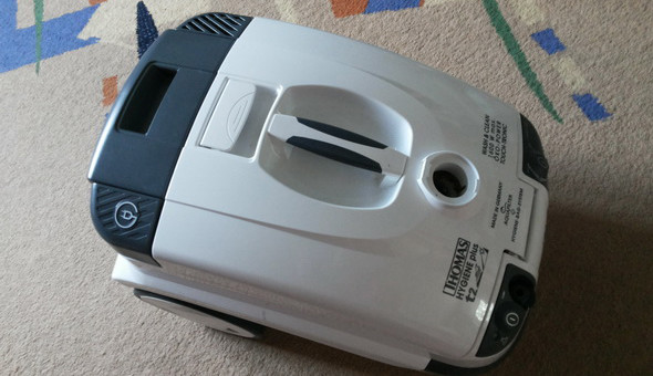 Thomas Twin T2 Hygiene — неутомимый чистильщик