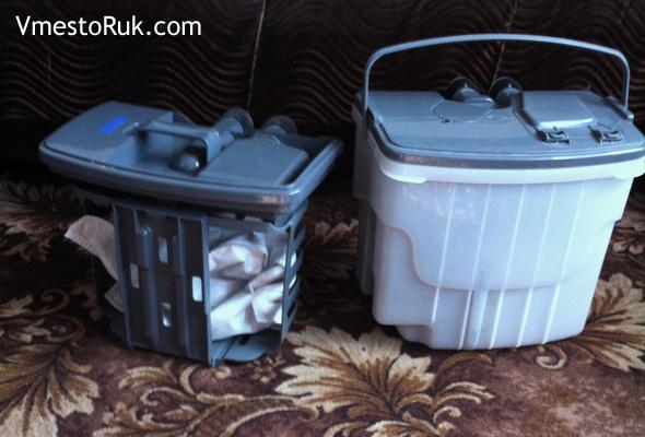 Zelmer 919.0 ST имеет два режима уборки.