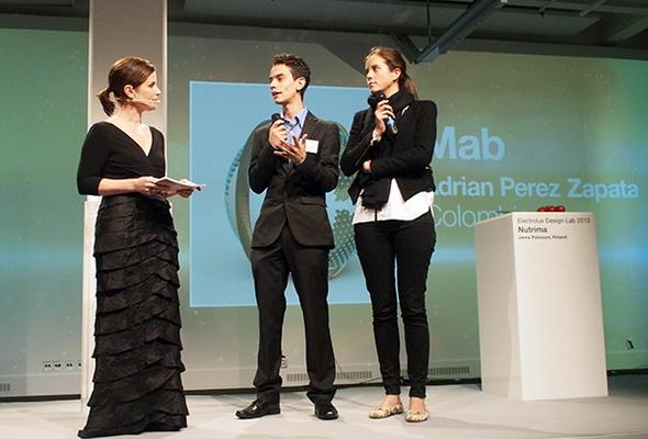 Electrolux Design Lab 2013.