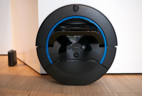 iRobot Scooba 450 — робот-пылесос последнего поколения для влажной уборки помещения.