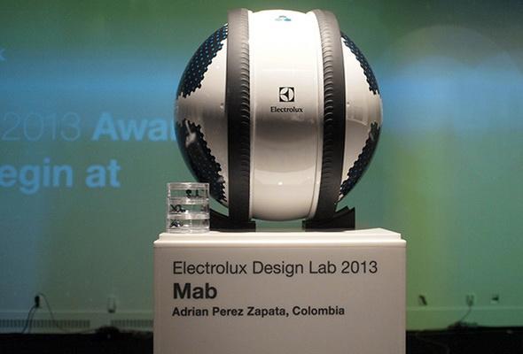 Победитель Electrolux Design Lab.