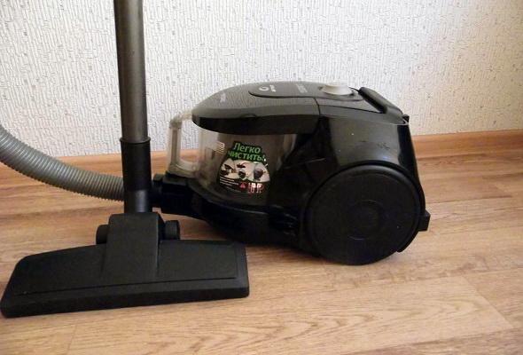 Отзыв Наталии о пылесосе Samsung SC4520.
